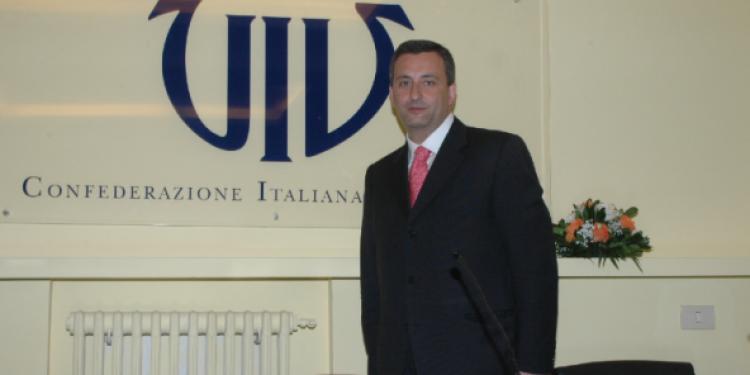 Lucio Mastroberardino presidente di Unione Italiana Vini