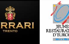 Sodalizio triennale tra Ferrari e i Jeunes Restaurateurs d'Europe