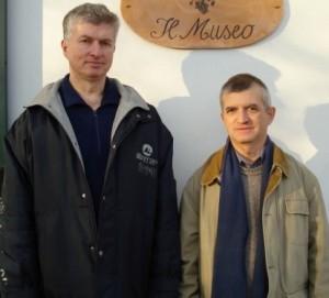 Ferruccio e Stefano Pizzamiglio