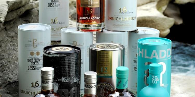 Il Whisky Bruichladdich torna in esclusiva alla Rinaldi