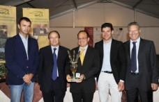 Al direttore di Veronafiere Mantovani il Premio Olivo d'oro Unaprol-Aipol