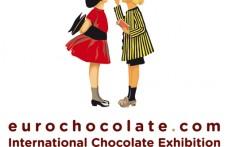 Le grappe Bertagnolli ad Eurochocolate