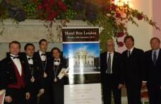 Al Ritz di Londra premiati i tre vincitori del Villa Sandi