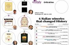 """""""6 Cantine che hanno fatto l'Italia"""" con Vinitaly e Civiltà del bere negli USA"""