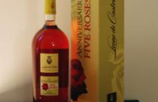 Five Roses Anniversario di Leone de Castris in formato Magnum