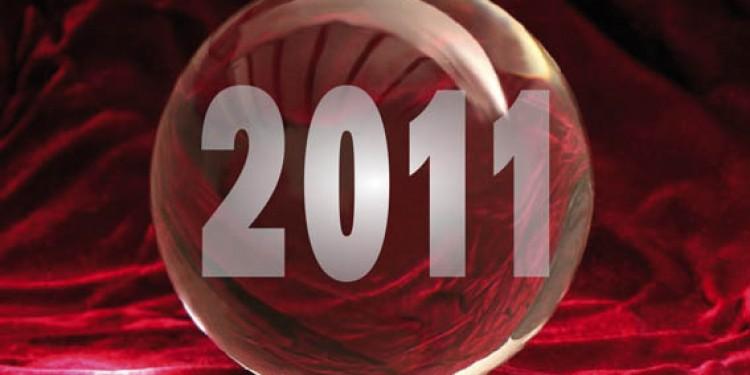 Cosa ci riserva il 2011? Le previsioni di 21 big