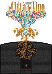 una vite d�oro con radici e bollicine colorate 232 il nuovo
