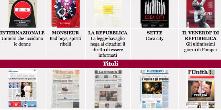 """Premio Ferrari """"Titolo e Copertina dell'anno"""". I vincitori il 10 marzo"""