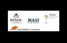 """Dal 28 al 30 aprile Masi, Bisol e Villa Russiz insieme per """"Il vino e…"""""""