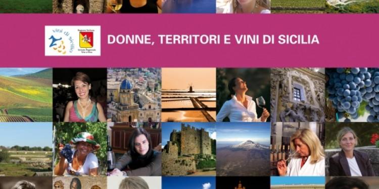 """All'Ais di Roma """"Donne, territori e vini di Sicilia """""""