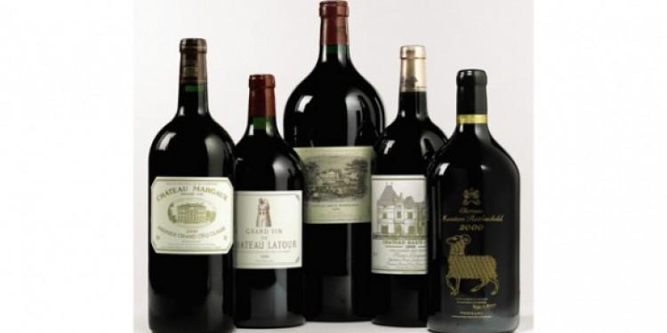 Da Sotheby, l'asta del secolo di Bordeaux