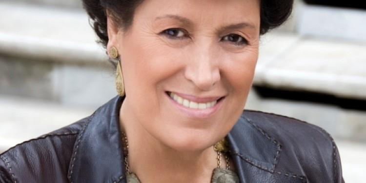 Carla Fendi vincitrice del Casato Prime Donne