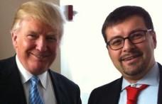 Donald Trump alla degustazione di Masi a Chicago