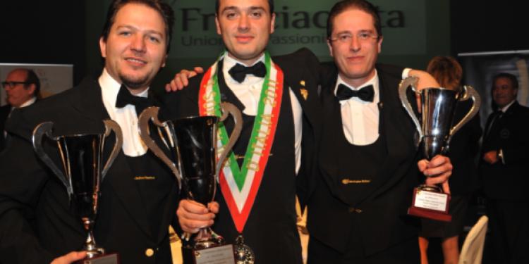Il lucchese Gabriele Del Carlo è il Miglior Sommelier Ais d'Italia