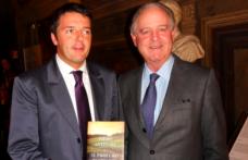 Il profumo del Chianti – Storia di una famiglia di vinattieri. Piero Antinori presenta il suo libro a Firenze