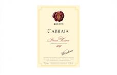 Barbara Tamburini firma Cabraia un Cabernet Franc di Gualdo del Re