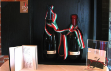 Il vino dell'Unità d'Italia custodito all'Enoteca Italiana di Siena