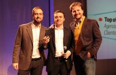 """La nostra app """"Top of the Italian Wine Guides 2011"""" ha vinto il Premio Iab Mixx Italia 2012"""