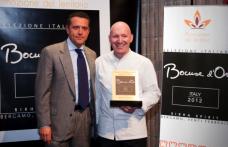 Lo chef Alfio Grezzi vince il Bocuse d'Or Italia