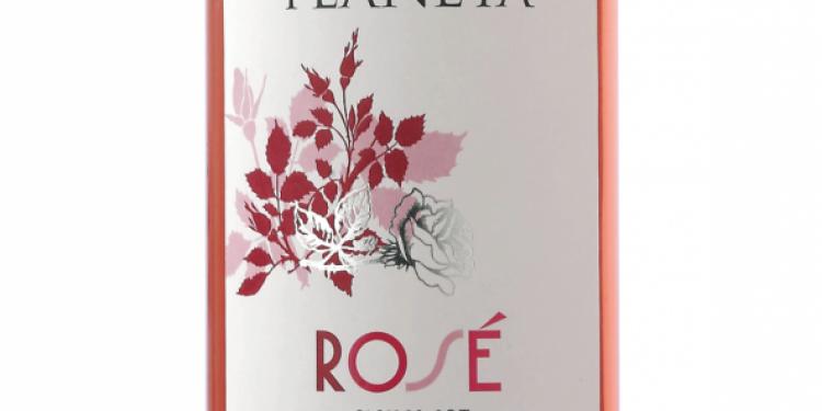 Planeta: nuova veste per il Rosé, Igt Sicilia