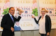 Le 200 etichette di Vespa per la Clerici