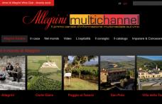 Tutto il mondo Allegrini nel nuovo sito Multichannel