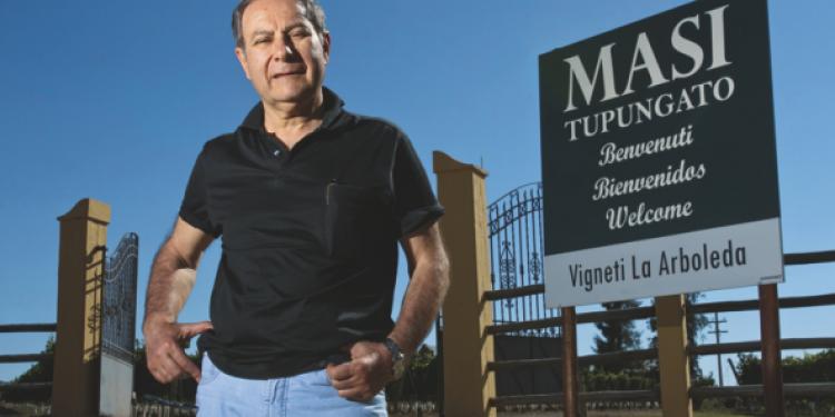 Intervista a Sandro Boscaini: Serenissimo Mister Amarone