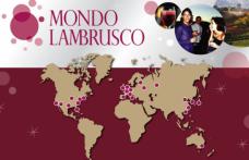 Mondo Lambrusco: le bollicine emiliane in world-tour  dal 14 al 20 maggio