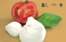 A Paestum ricette d'autore con la Mozzarella di Bufala Campana Dop