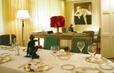 Il ristorante La Tenda Rossa protagonista dell'ultimo libro di Andrea Zanfi