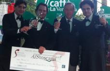 Daniele Arcangeli è il miglior sommelier Ais Toscana 2012