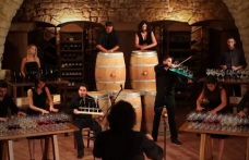 The sound of wine, sinfonia di botti e bicchieri per Tasca d'Almerita