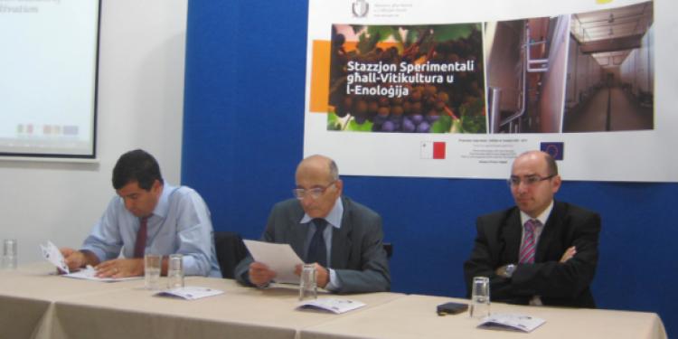 La vite a protezione dell'ambiente: il progetto Italia-Malta