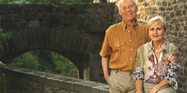 Speciale Toscana: Castello di Querceto