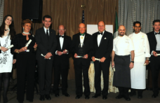 IW&FI:  i premiati del Gala Dinner Dance and Awards Ceremony