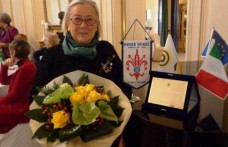 A Donatella Cinelli Colombini il premio Inner Wheel