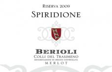 I Vini del 2013: Berioli propone Spiridione 2009