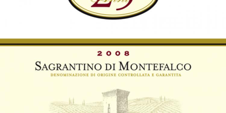 I Vini del 2013: Caprai presenta 25 Anni Sagrantino 2008