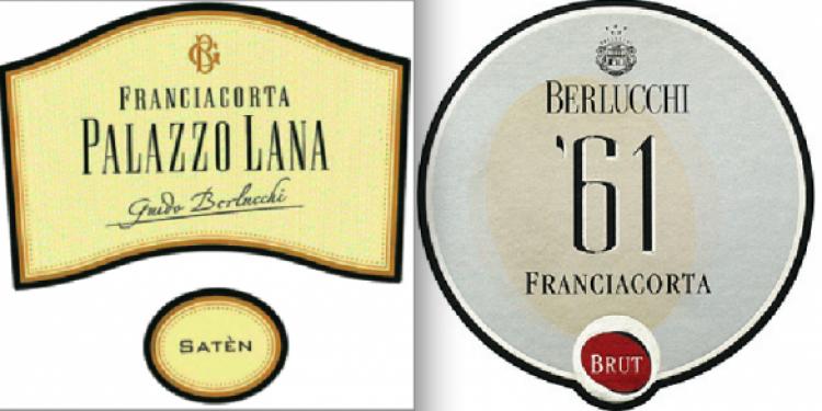 I Vini del 2013: Berlucchi presenta Berlucchi '61 e Palazzo Lana Satèn