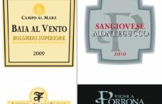I Vini del 2013: Folonari propone Baia al Vento 2009 e Montecucco Sangiovese 2010