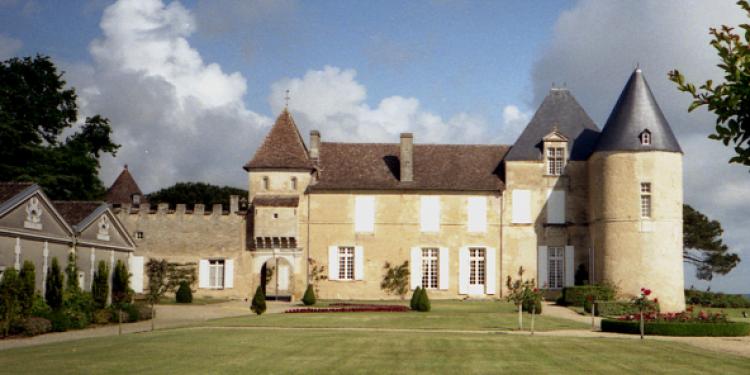 Château d'Yquem: niente Sauternes 2012