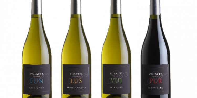 Il Friuli secondo Puiatti con quattro Signature Wines