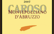 I Vini del 2013: Citra sceglie Caroso Riserva 2007