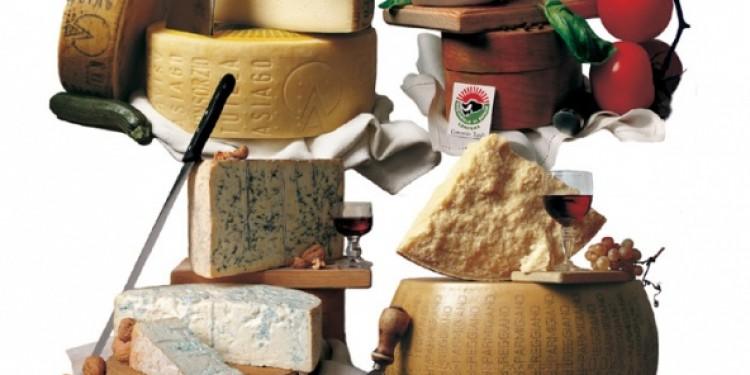 Fromages d'Italie presenta mozzarella, parmigiano & Co. in Francia