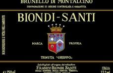 I Vini del 2013: 2006 Riserva cult del Brunello Biondi Santi