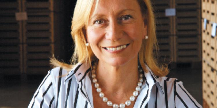 Marilisa Allegrini presidente delle Famiglie dell'Amarone
