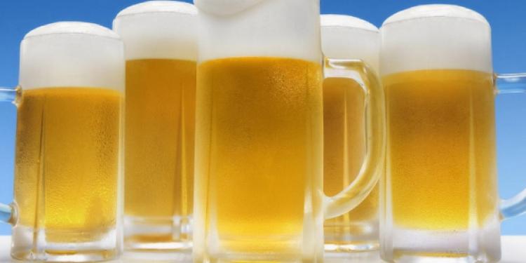Vino e birra. Stessa bottiglia?