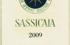 I Vini del 2013: Sassicaia 2009, l'apoteosi della morbidezza