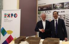 Illy progetta l'area caffè di Expo 2015