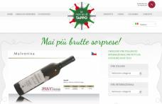 www.iononsoditappo.it. Tutti i vini chiusi con Nomacorc